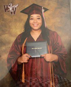 Anaka Whiteside - Woodrow Wilson High School