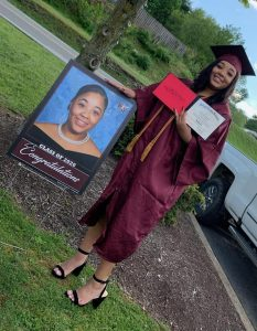Anaka - Honor Graduate